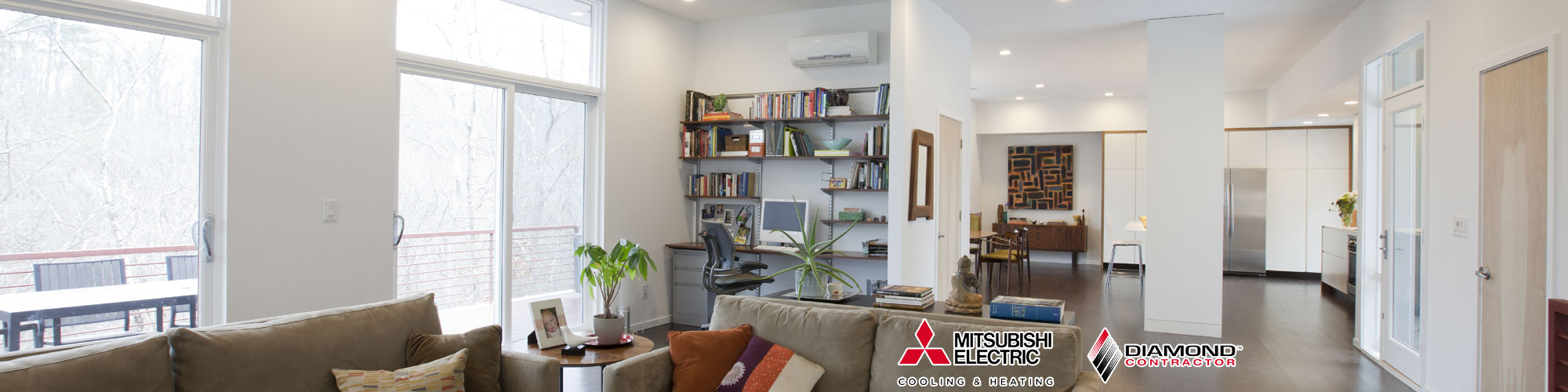 Mitsubishi Ductless Mitsubishi Diamond Contractor Air Repair Heating Amp Ac Ductless