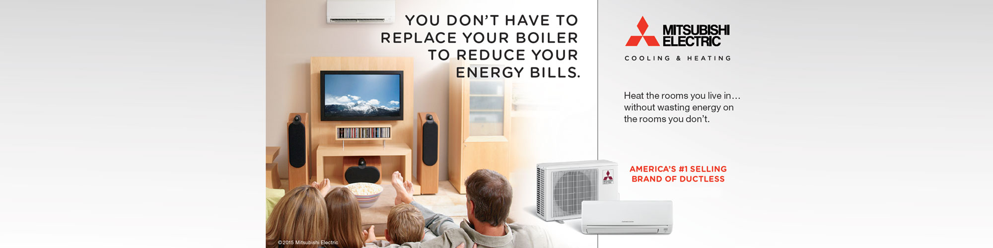 Mitsubishi Ductless Heating System